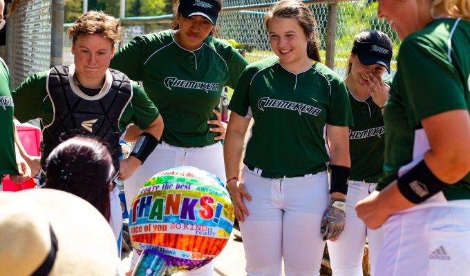 5/11/18–Chemeketa's Softball SendsThanks
