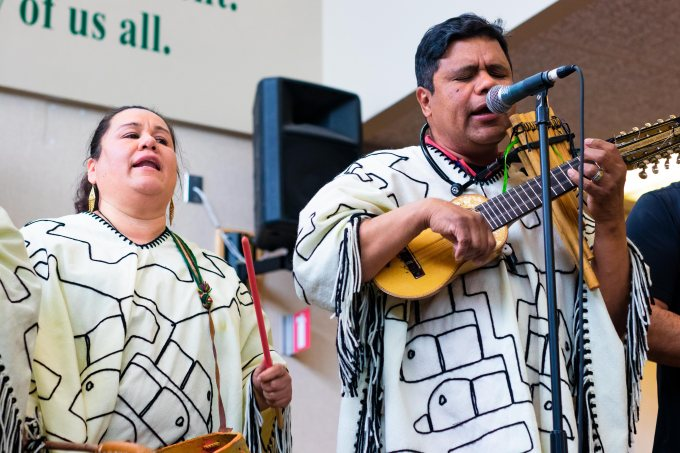 5/29/18–Chemeketa hosts Latino Culture Celebration