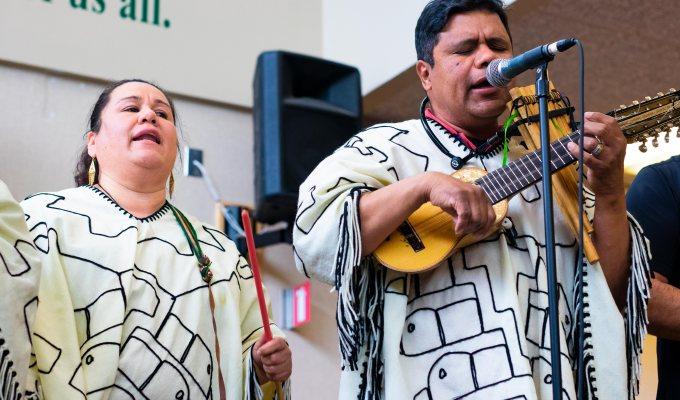 5/29/18–Chemeketa hosts Latino CultureCelebration
