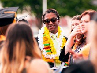 Chemeketa's Graduation