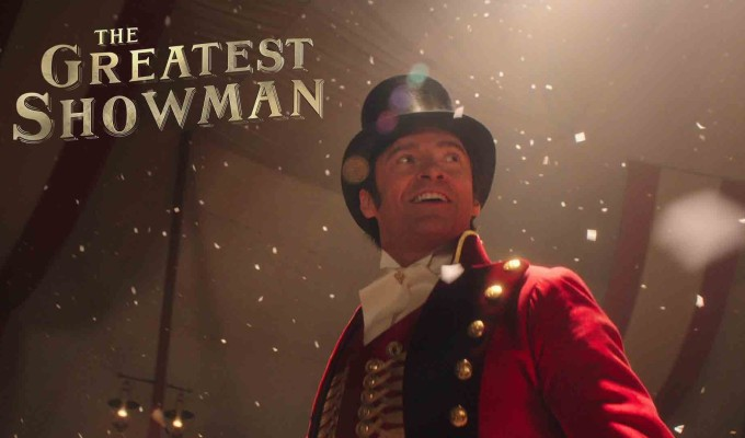 Movie Review: The GreatestShowman