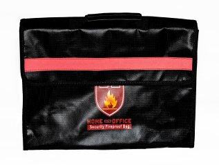 Home Office Security Fireproof Bag