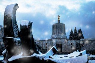 Salem's Snow Day