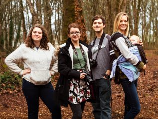 Portrait Photography–Group Assinment