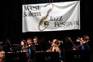 Photos: West Salem High School Hosts JazzFestival