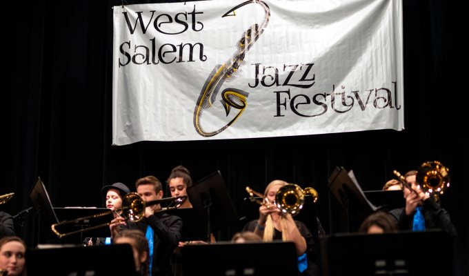Photos: West Salem High School Hosts Jazz Festival