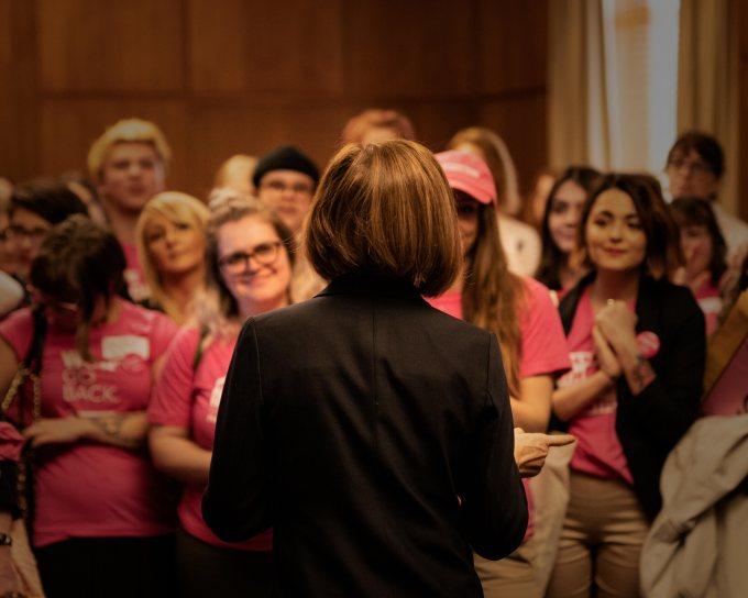 04-17-2019–Planned Parenthood meets Oregon Governor KateBrown