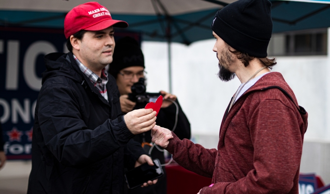 2-14-2020–Joey Nation held 'Make Oregon Safe Again' rally