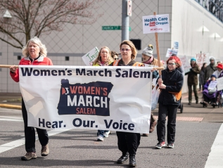 5-18-2020–Photos: Women's MarchSalem